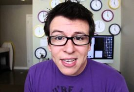 Philip DeFranco Net Worth 2019, Age, Height, Bio