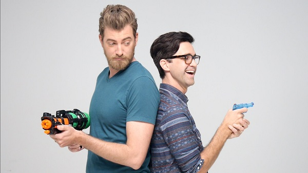 Rhett and Link Net Worth 2019, Age, Height, Bio, Wiki