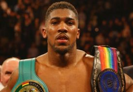 Anthony Joshua Net Worth 2016