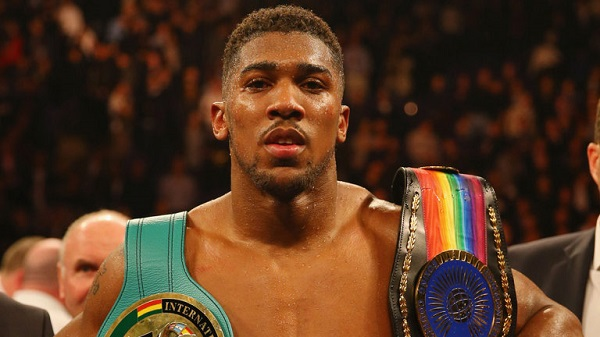 Anthony Joshua Net Worth 2019, Age, Height, Weight