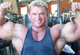 Lee Priest Net Worth 2017, Age, Height, Weight