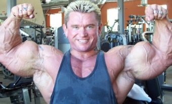 Lee Priest Net Worth 2019, Age, Height, Weight