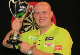 Michael van Gerwen Net Worth 2019, Age, Height, Weight