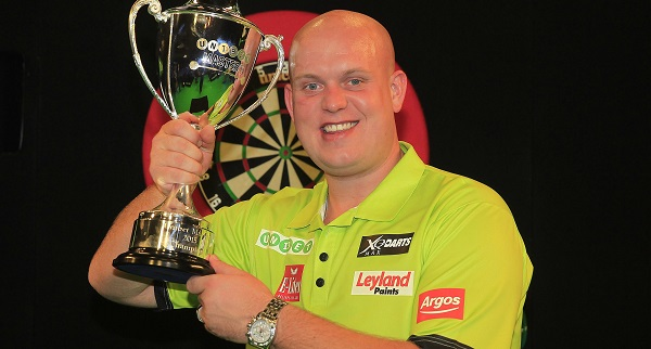 Michael van Gerwen Net Worth 2016