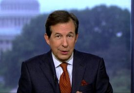 Chris Wallace Net Worth 2016