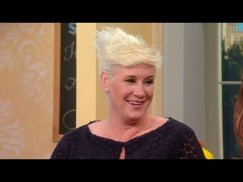 Anne Burrell Net Worth 2019, Age, Height, Weight