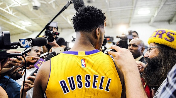 D'Angelo Russell Net Worth 2019, Age, Height, Weight