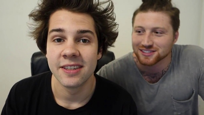 David Dobrik Net Worth 2019, Bio, Age, Height, Weight