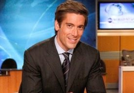 David Muir Net Worth 2019, Bio, Wiki, Wife, Age, Height