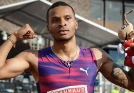 Andre De Grasse Net Worth 2018, Bio, Wiki, Age, Height