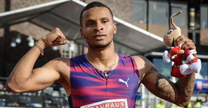 Andre De Grasse Net Worth 2019, Bio, Wiki, Age, Height