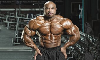 Dexter Jackson Net Worth 2019, Bio, Wiki, Age, Height
