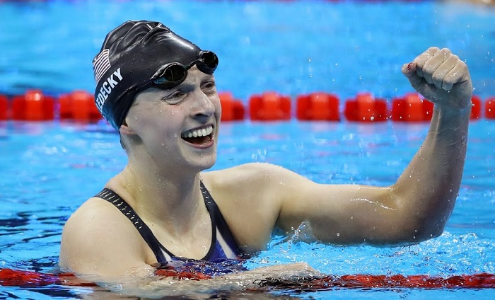 Katie Ledecky Net Worth 2019, Bio, Wiki, Age, Height