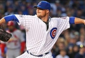 Jon Lester Net Worth 2019, Bio, Wiki, Age, Height, Wife