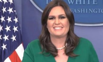Sarah Sanders Net Worth 2019, Bio, Age, Height