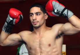 Danny Garcia Net Worth 2019, Bio, Age, Height