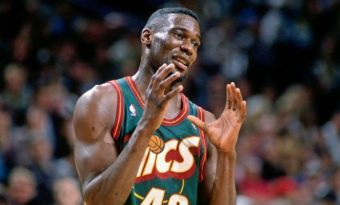 Shawn Kemp Net Worth 2019, Bio, Age, Height