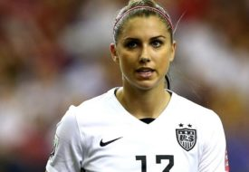 Alex Morgan Net Worth 2019, Bio, Age, Height