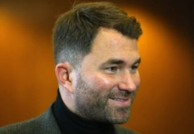 Eddie Hearn Net Worth 2019, Bio, Age, Height